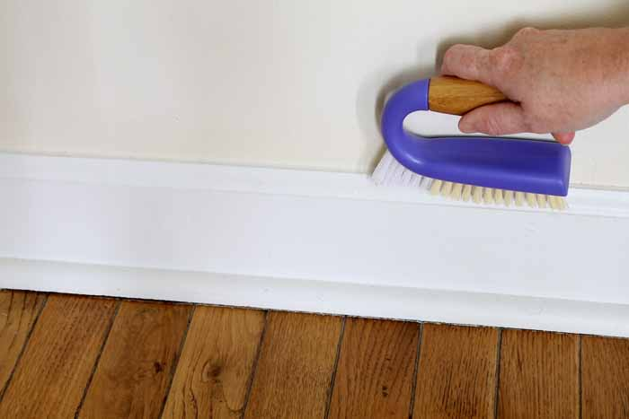 Best Way To Clean Baseboards And Keep Them Clean The Country