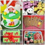 Great farm party ideas for your kids birthday party!