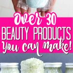 handmade beauty products