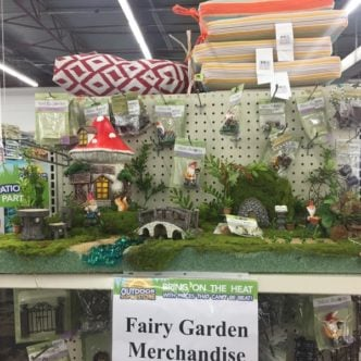 Miniature fairy garden - supplies and ideas!