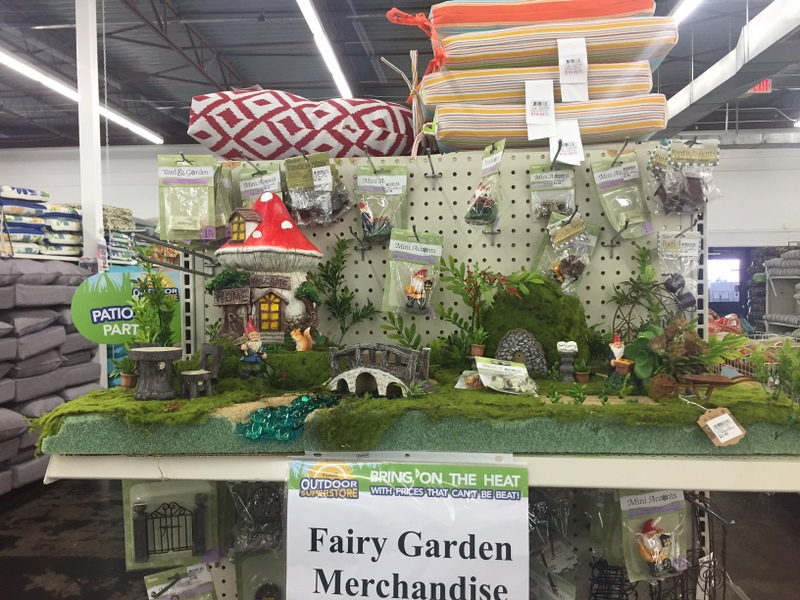 Miniature Fairy Garden Supplies And Ideas