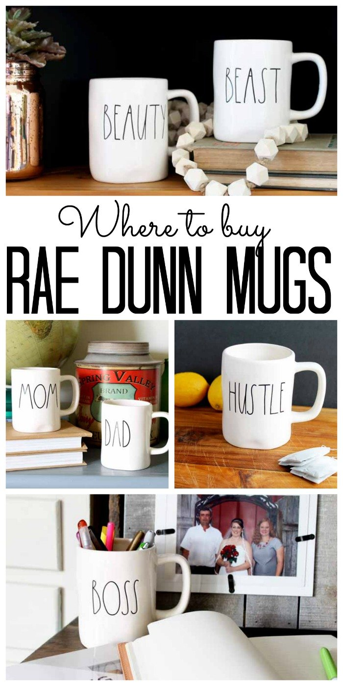 Where to Buy Rae Dunn - feed your pottery addiction! - The