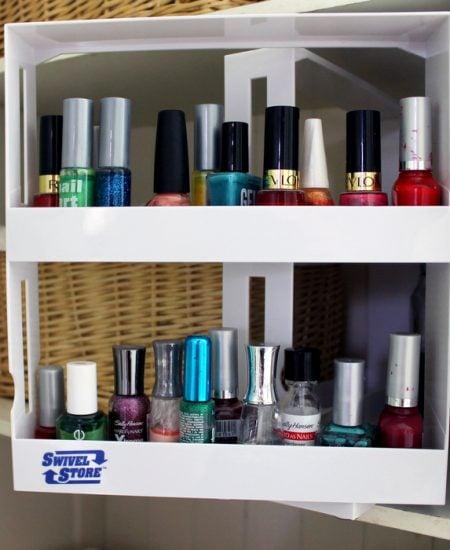 Makeup Organization: Four ways to keep makeup tidy!