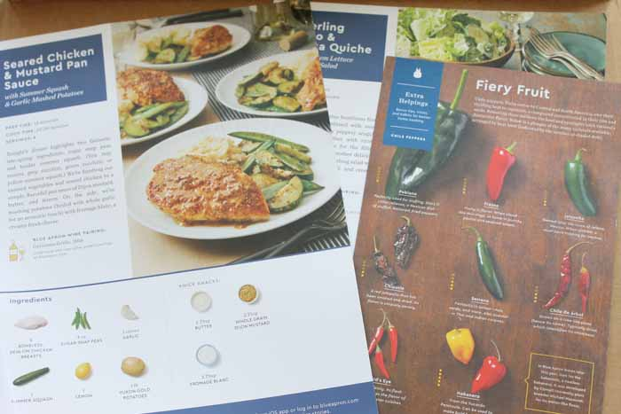 Blue Apron Review: An honest review to see if you should try this service.