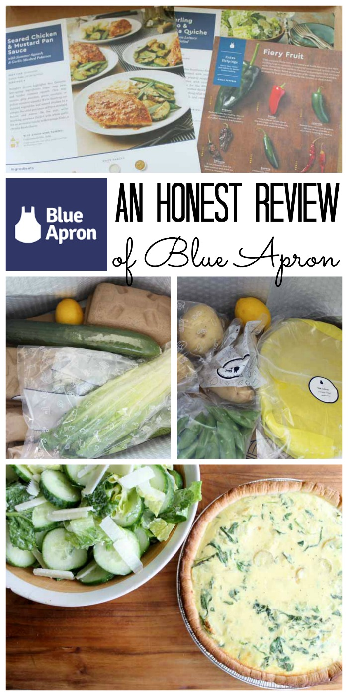 Blue Apron Review: Should you try the service? - The Country Chic Cottage