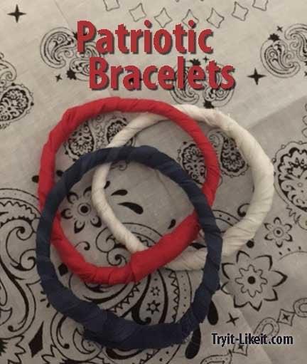 patriotic bracelets