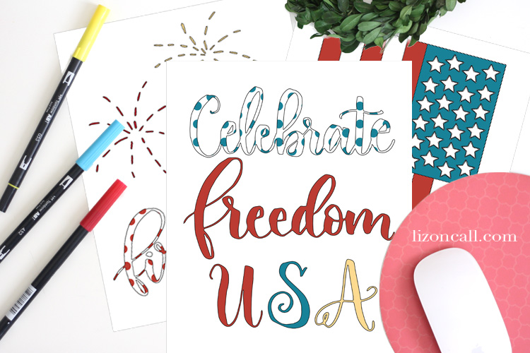 Quick and easy patriotic crafts that take 15 minutes or less to make!