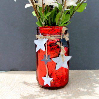 Jar Decorations for Summer