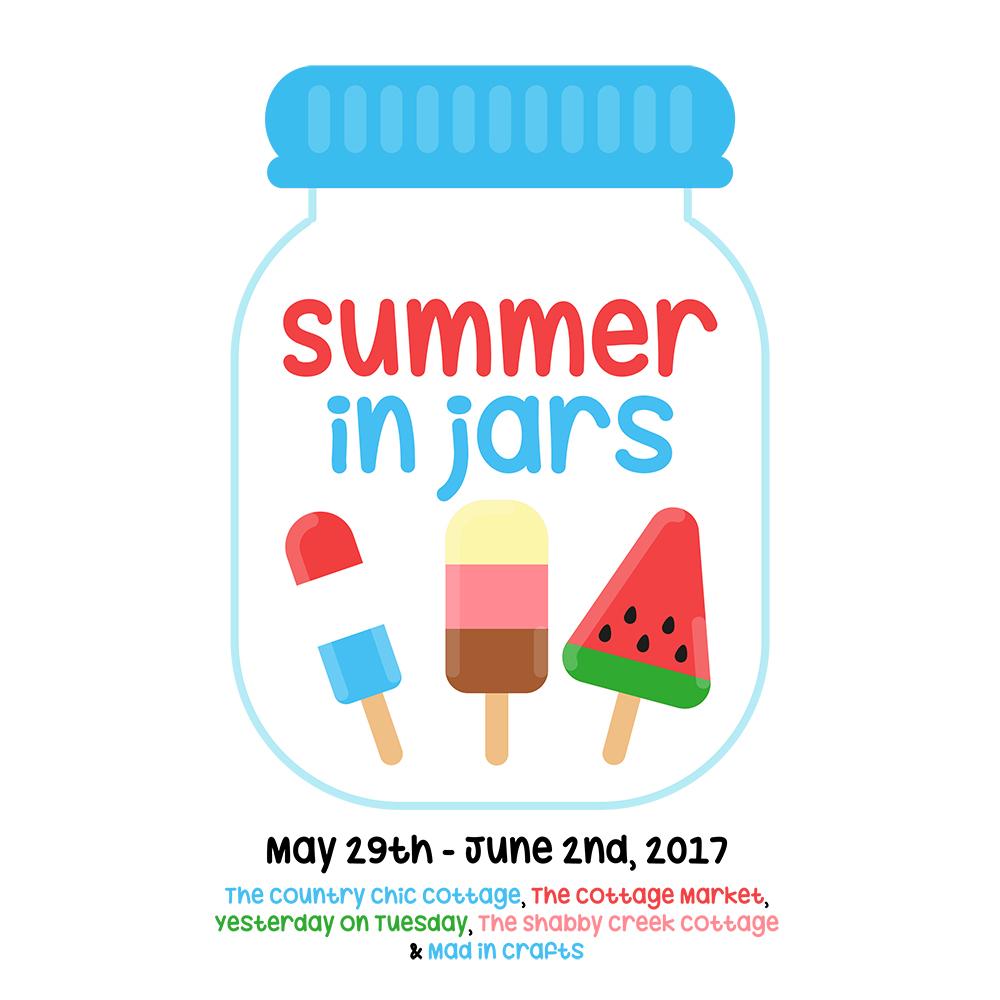 Ideas for mason jars for summer!