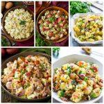 Making Potato Salad: 20 ways to enjoy this classic summer recipe!