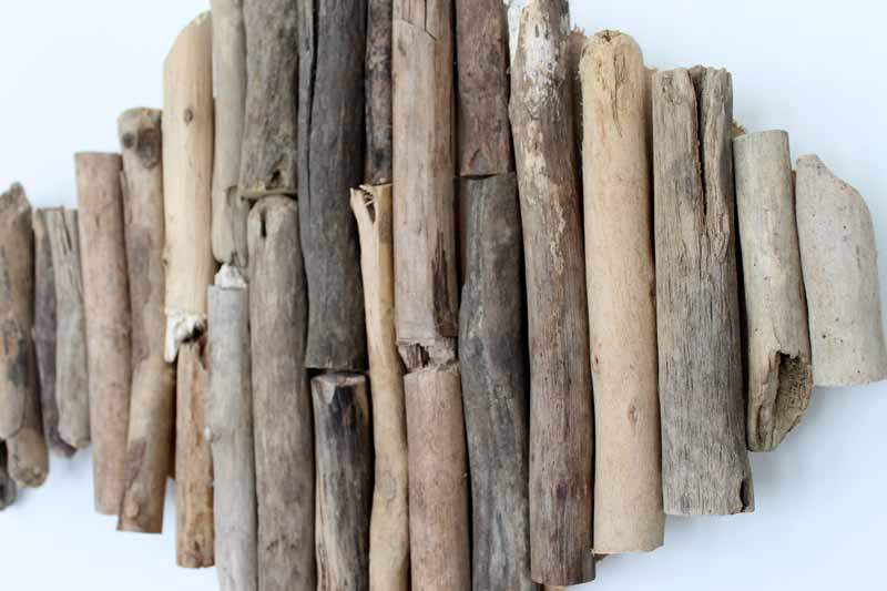 Make Driftwood Wall Art For Your Beach Home Decor! A Quick And Easy Project  That