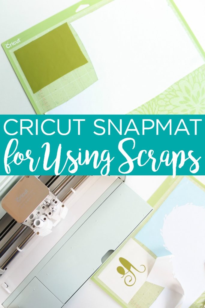 Learn how to use Cricut SnapMat and how it makes cutting vinyl scraps so much easier! You can also try this if you have trouble with your Cricut not cutting in the right place! #cricut #snapmat #cricutcreated #cricutlove #cricuttutorial #cricuthowto #cricutvideo #snapmat #vinyl #cricutvinyl #heattransfervinyl