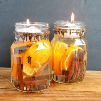 Fall Candles:  Make These for Fall Scents