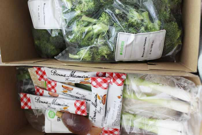 Hello Fresh versus Blue Apron - comparing those meal kit delivery services.