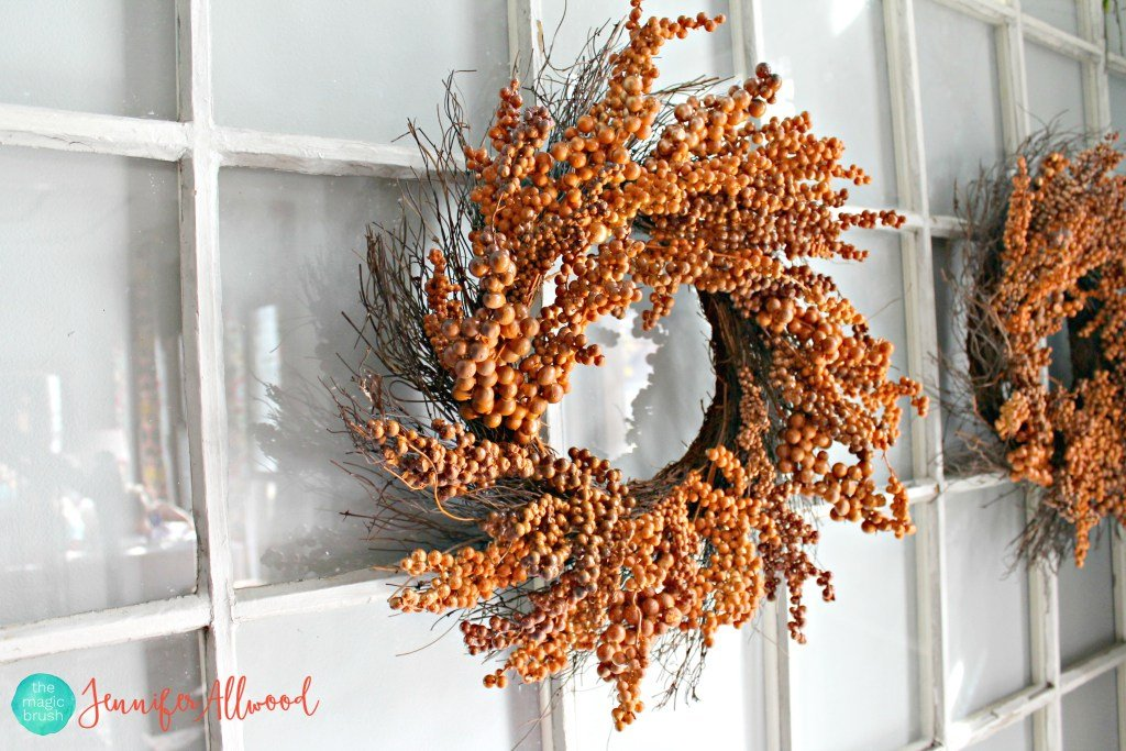 Fall door wreaths - 10 great ideas for your home this autumn!