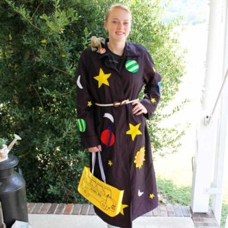 Miss Frizzle Costume:  Make Your Own
