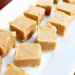 Make this pumpkin fudge this fall! A delectable treat for those that love pumpkin pie spice!