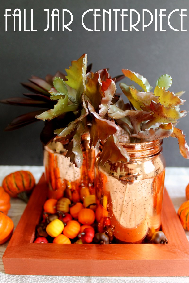 Fall table centerpieces for home the country chic cottage