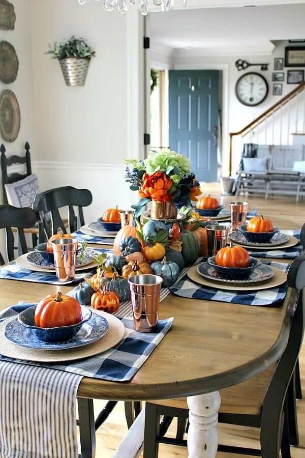Thanksgiving Decorating Ideas For Your Holiday Table The