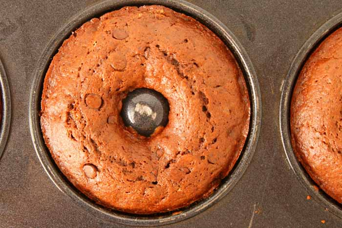 Easy Baked Donut Recipe Chocolate Cake Donut The