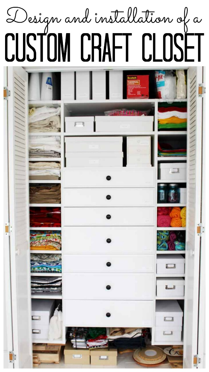 custom craft closet