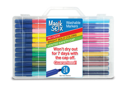 Magic Stix Markers are perfect for those that love to color!