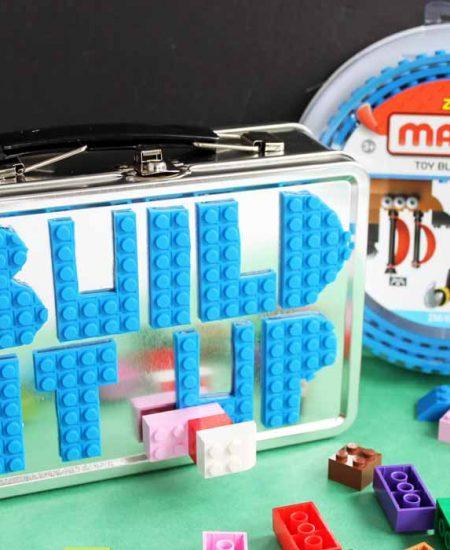 build it up lego travel case