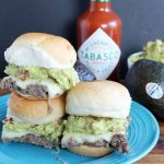 Avocado Spread with Tabasco for Burgers and More