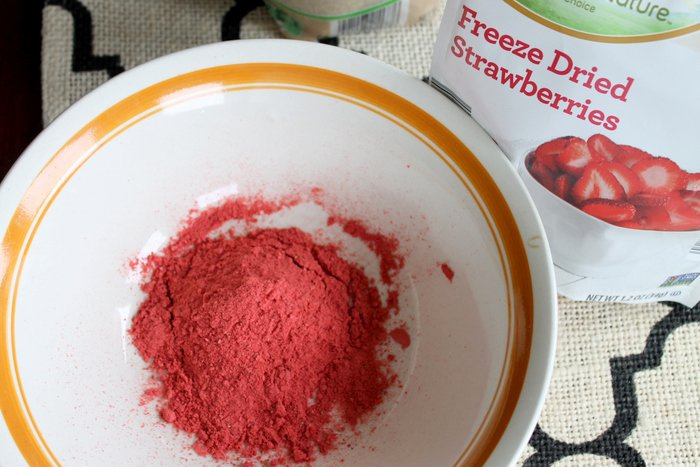 strawberry sugar scrub ingredients