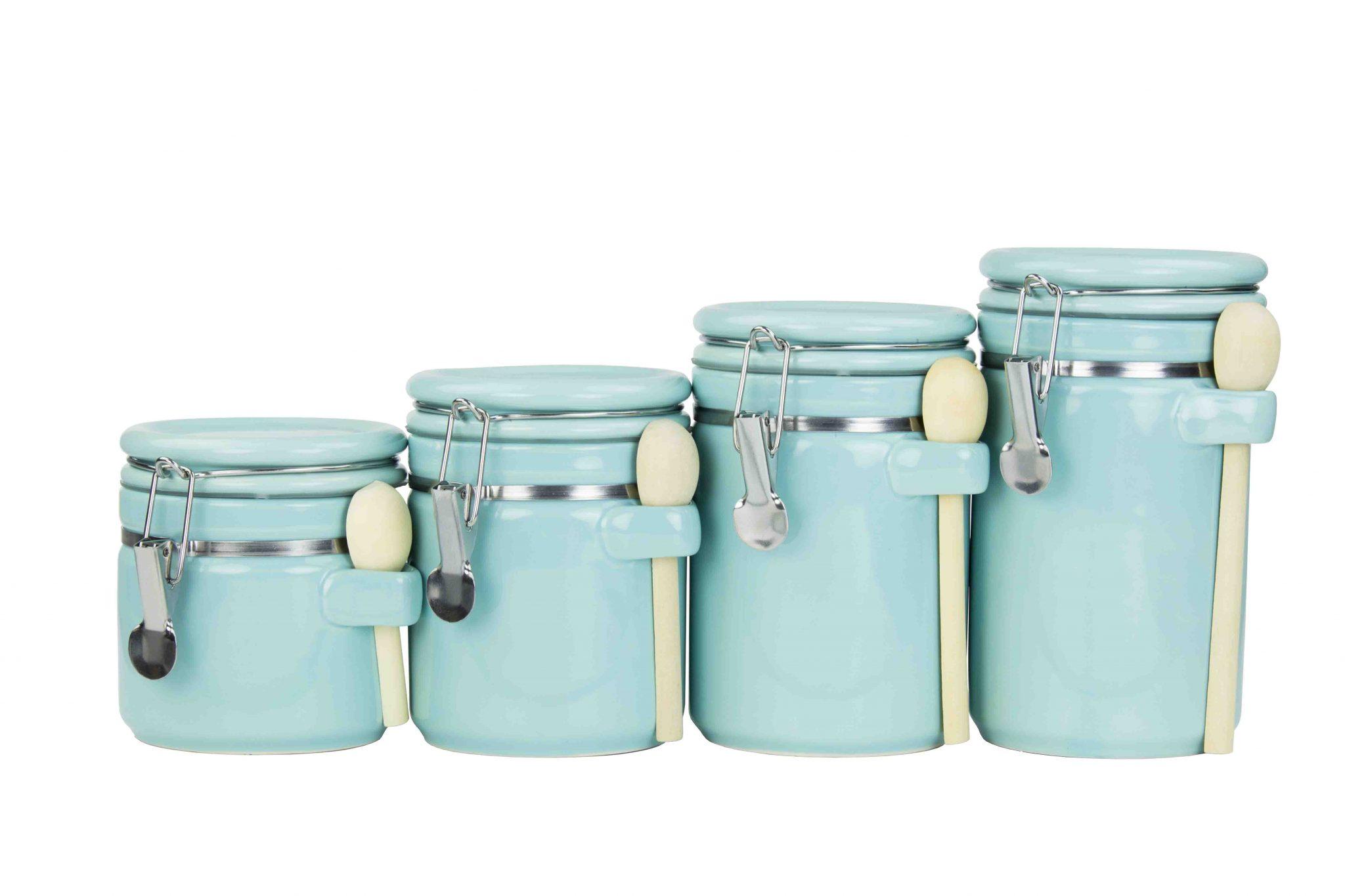 aqua canisters