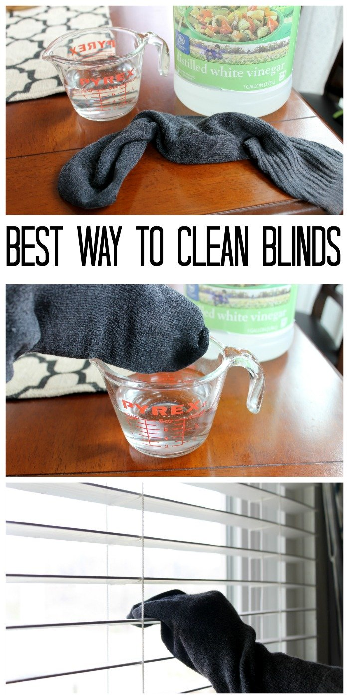 the best way to clean blinds naturally the country 26519