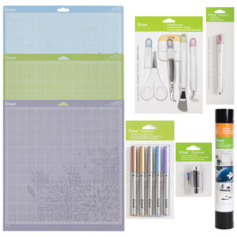 Confused about Cricut accessories? Let us help! We have everything you need to know and things you need to keep on hand!