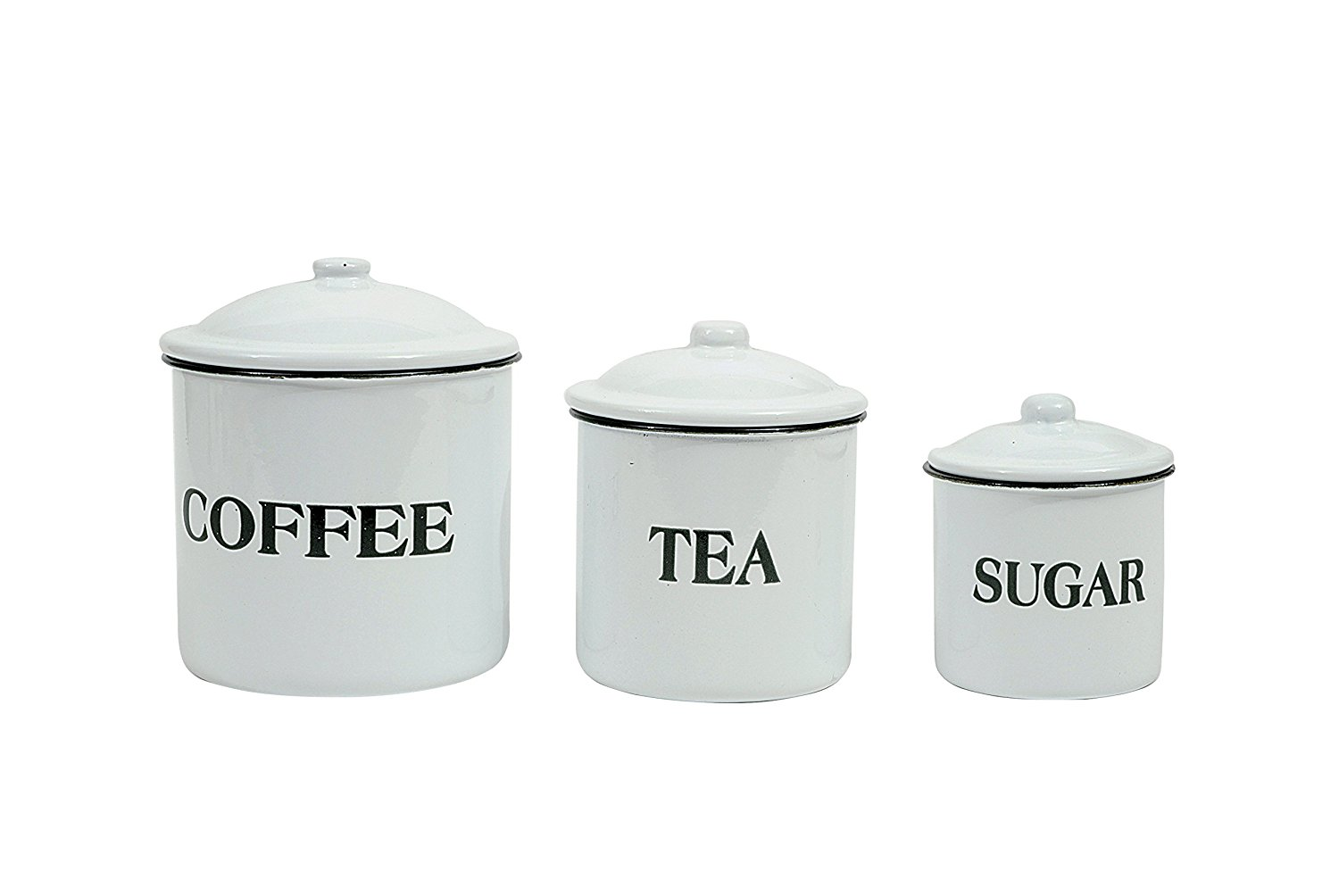 Farmhouse Canisters for Your Country Home - The Country Chic Cottage