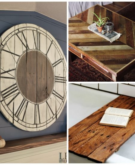 ideas for pallet projects