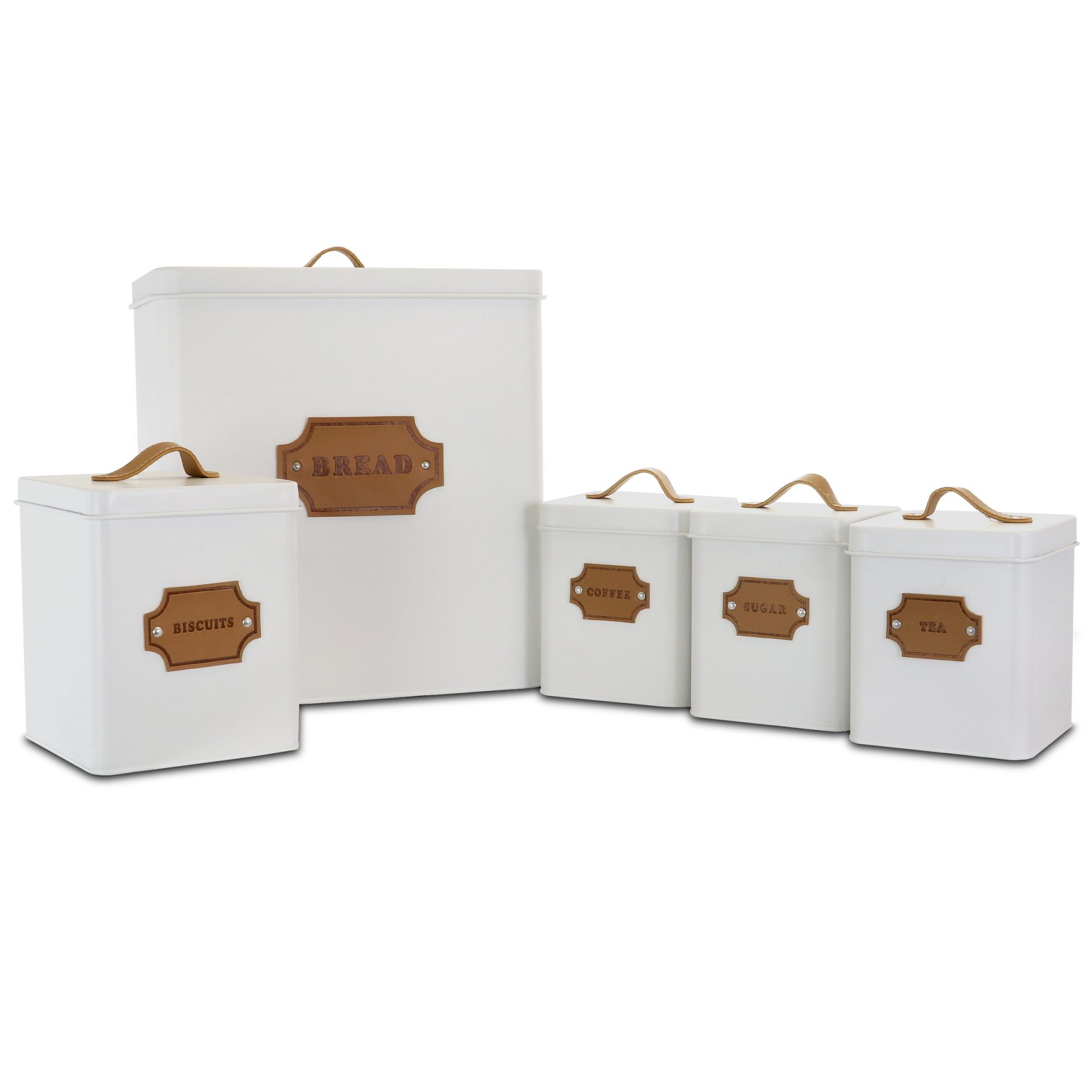square canisters