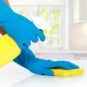 How to Clean House After the Flu