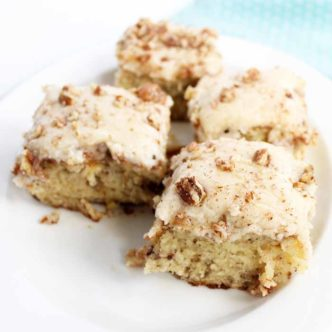 Make this banana bread cake for your loved ones! They are going to love this recipe!