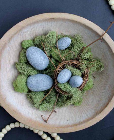 concrete easter eggs
