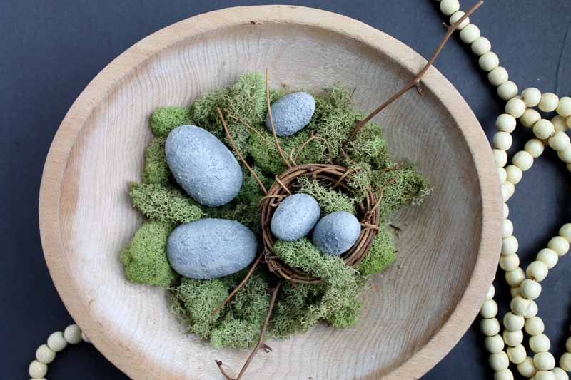 cement crafts for easter