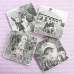 DIY Photo Coasters:  A Great Gift Idea
