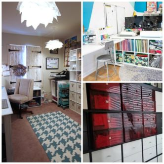 IKEA Craft Room Furniture:  Affordable Options