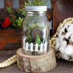 Mini Fairy Garden:  An Adorable Spring Craft
