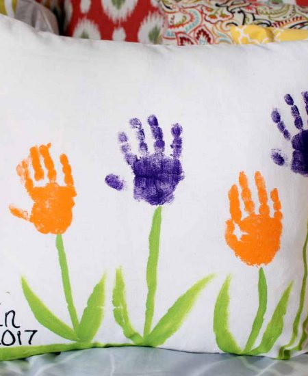 handprint mother's day ideas
