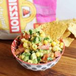 Sweet Corn Salsa with Avocado
