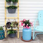 DIY Vertical Garden for Your Porch