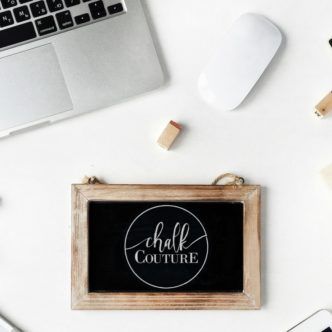 How to Start a Chalk Couture Business