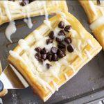 chocolate chip cream cheese danish recipe