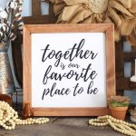 DIY Canvas Art with Farmhouse Style
