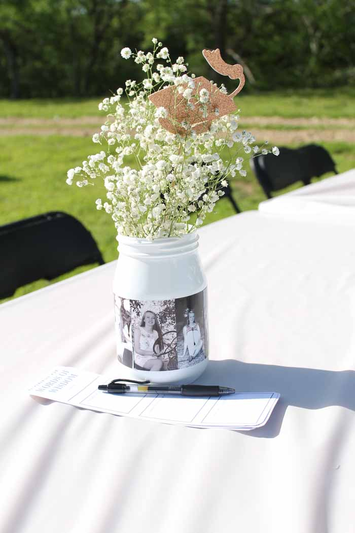 These high school graduation party ideas are perfect for your graduate! Try a few of these when you host your party!