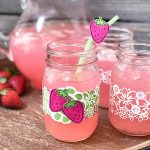 Make Cute Strawberry Decor